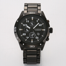 CURREN 8021 Quartz Watch Luxury Brand Stainless Steel Calendar Analog Watches Men Quartz Military Sport Watch