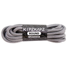 KIPZKAPZ RS28 Round Shoelace - Grey [4mm]