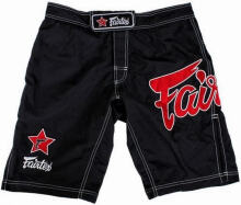 FAIRTEX Fight Board Shorts AB1 - Black M