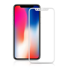 VEN Apple iPhone X Full Screen Tempered Glass High quality silicone Edge to Edge Screen Protector Film
