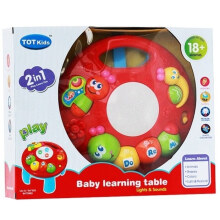 MUSICAL LEARNING TABLE 1096 2IN1