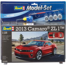 REVELL Model Set Chevrolet 2013 Camaro ZL 1 - Multicolor