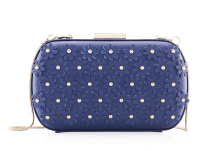 BONIA Special Edition Starsome Clutch - Dark Blue [860221-411-13]