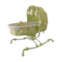 BABYELLE 2 in 1 Cradle & Bassinet Dreamy BE 002 - Green