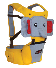 BABY SCOTS Gendongan Bayi Hipseat - Baby Carrier B2G1101-YELLOW