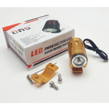 SCARLET RACING - lampu tembak -4131 U7 gold Ons Others