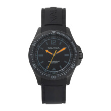 NAUTICA Watch Maui Black [NAPMAU008]