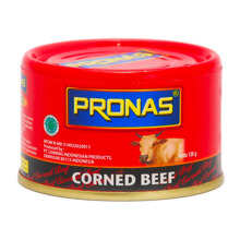 PRONAS Corned Beef Regular 120 gr