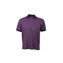 POLO RALPH LAUREN - Polo Shirt Custom Fit P.Purple-White Men - RX1400003