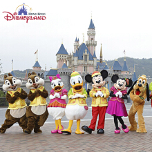 Tiket Masuk Hongkong Disneyland - Child