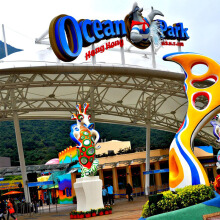 Tiket Masuk Hongkong Ocean Park Child (Admission)