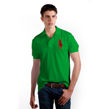 POLO RALPH LAUREN - Lacoste Mesh Polo Shirt Green Grass Men