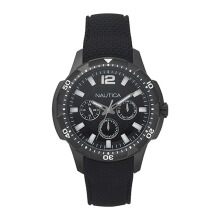 NAUTICA Watch San Diego Black [NAPSDG001]