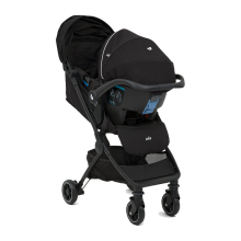 JOIE Pact Travel System Stroller - Coal