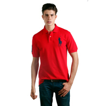 POLO RALPH LAUREN - Lacoste Mesh Polo Shirt Red Men
