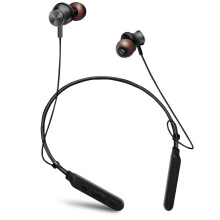 VOUNI original magnetic wireless sports Bluetooth headset waterproof metal in-ear bass effect