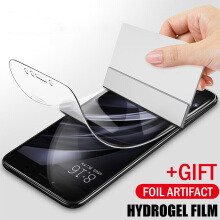 DELIVE XiaoMi Mi 6 Xiaomi Note 4x Hydrogel Screen Protector 3D Curved Soft Full Coverage Film Not Tempered Glass