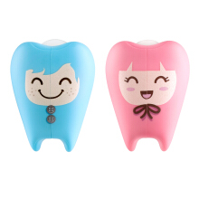 FLIPPER Toothbrush Cover - Freckie & Gigi (2 pcs)