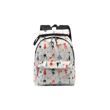VOITTO Backpack 1716 Cat - White