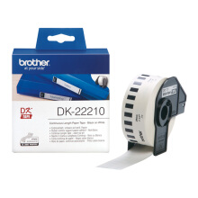 BROTHER Label Tape DK-22210 Continuous Length Paper Tape 29mm