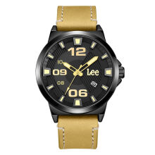Lee Watch LEF-M129ABL5-1G Jam tangan pria Brown