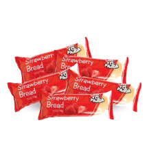 Sharon Panda - Strawberry Cream Long Jhon 5 Pcs