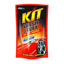 KIT Wash & Wax Pouch [400ml] - Pembersih Exterior