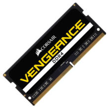 CORSAIR Vengeance SODIMM DDR4 8GB (1X8GB) PC2400 - CMSX8GX4M1A2400C16
