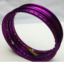 SCARLET RACING - Velg motor - uk 14-160/140 type WR shape purple Others