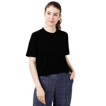 STYLEBASICS Basic Box T-Shirt 393 - Black