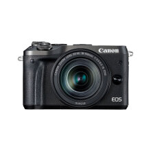 CANON EOS M6 Kit EF-M18-150mm IS STM (Black)