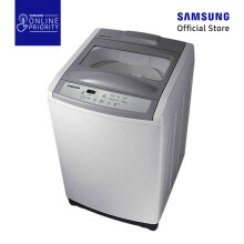 SAMSUNG Mesin Cuci Top Loading 10 kg WA10M5120SG/SE [SAMSUNG ONLINE PRIORITY]