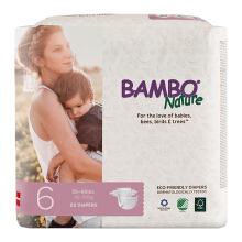BAMBO NATURE Dream Popok Tape XXL - 22