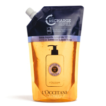 L'OCCITANE Shea Liquid Soap Lavender Refill 500ml
