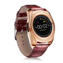 BESSKY TQ912 Heart Rate Blood Pressure Monitor Slot Wrist Waterproof Bluetooth Smart Watch _