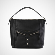 Les Catino Marciani Hobo Bag Black