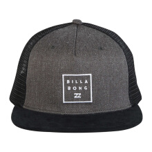 BILLABONG Stacked Trucker - Black Heather [All Size] Mahwnbst Bheall