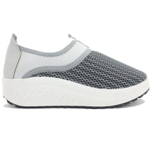 Dr. Kevin Women Sneakers Slip On 43223 - Grey