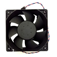 BESSKY Hi-speed 3700 Cooling Fan Replacement 4-pin Connector For Antminer Bitmain S7 S9_ Black