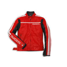 Ducati Jacket 80S 14 Red Men