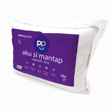 PILLOW PEOPLE Bantal Si Mantap - 50x70cm