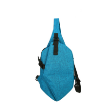 Ins I-0209 Leisure shoulder&riding bag(Big Size 20*8*29CM)-Blue