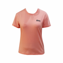 FAIRTEX Women Stretch Shirt - Salmon BWC4