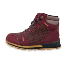 Eiger 1989 WS Oleander Mid Cut Shoes - Burgundy