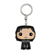 FUNKO Pop Keychain: Got - Jon Snow FU4449