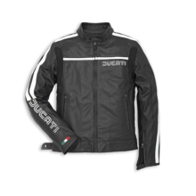 Ducati Jacket 80S 14 Black Men