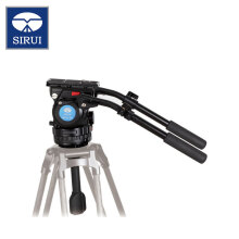 SIRUI BCH-20 Broadcast Video Heads (Black)