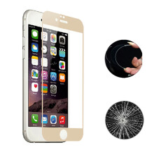 BESSKY Explosion-proof Full Coverage Tempered Glass Film Protector for iPhone 6S Plus_