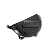 Ducati Carbon Cover For Clutch Case - Sbk