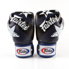 FAIRTEX Boxing Gloves NP Blue NationPrint